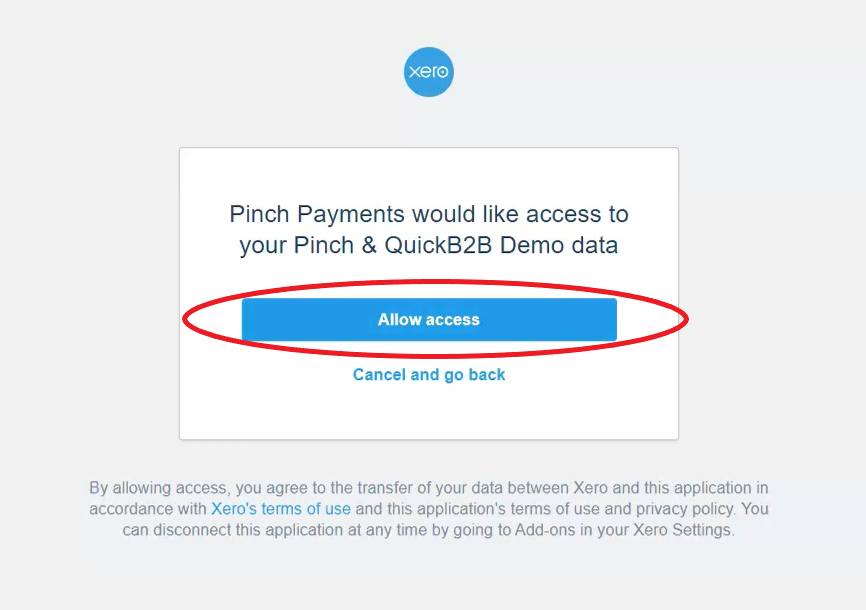 09._Pinch_Setup_Xero_Allow_Access.png